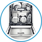 Miele and KitchenAid Dishwasher Repair in Dallas, TX