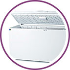 Miele and KitchenAid Freezer Repair in Dallas, TX